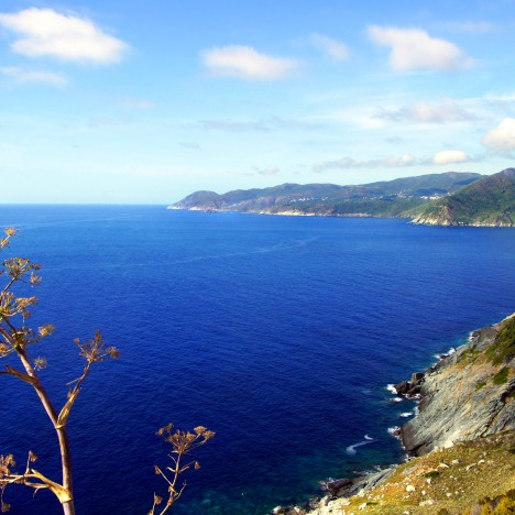 corse route du cap mer mediterranee